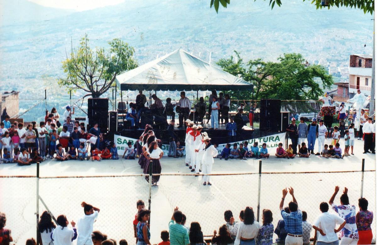 Foto: Archivo Con-Vivamos años 90